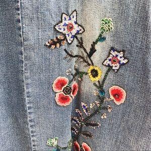 Alice + Olivia Skirts - Brand New! Alice & Olivia denim skirt
